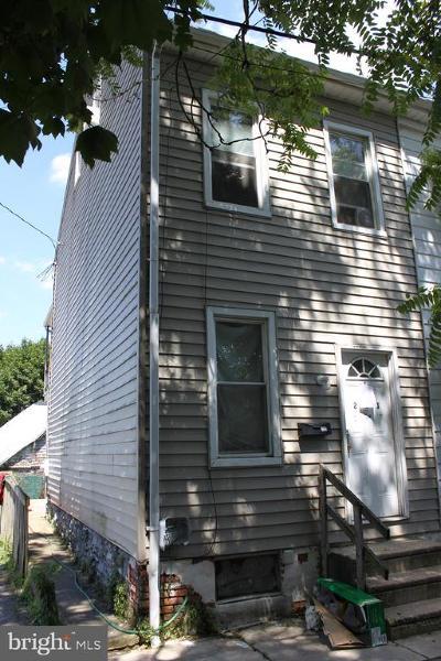 York Single Family Home For Sale: 251 Grant Street