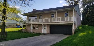 York Single Family Home For Sale: 336 Folkstone Way