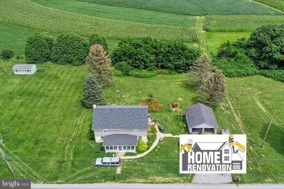 Single Family Home For Sale: 4161 Delta Road