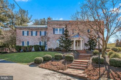 York Single Family Home For Sale: 1000 Clubhouse Road