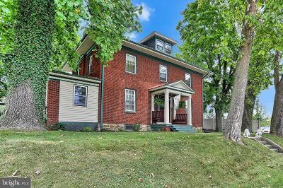 York Single Family Home For Sale: 2403 W Market Street