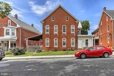 Hanover Multi Family Home For Sale: 30 Eichelberger Street
