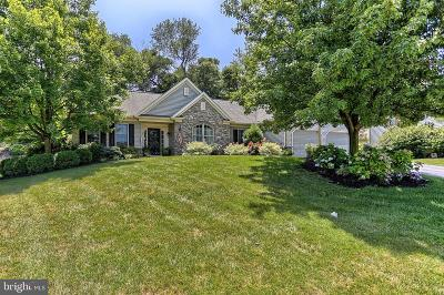 York Single Family Home Under Contract: 4248 Orchard Hills Drive
