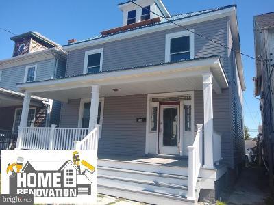 Hanover Single Family Home For Sale: 550 Baltimore Street