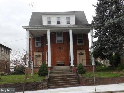 Hanover Multi Family Home For Sale: 440 Carlisle Street