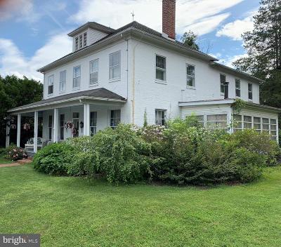 Shrewsbury Single Family Home For Auction: 422 S Main Street