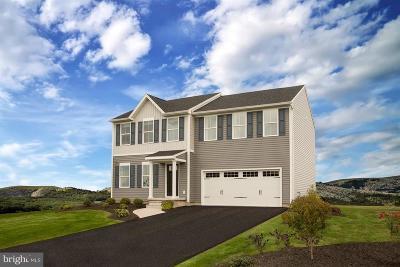 Dover Single Family Home Under Contract: 3190 Pebble Run Drive