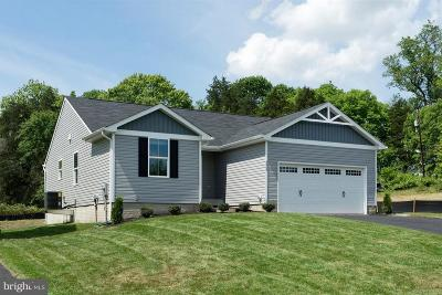 Dover Single Family Home For Sale: 3395 Summer Drive