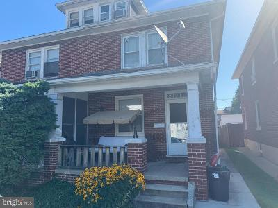 York Single Family Home For Sale: 221 S Albemarle Street