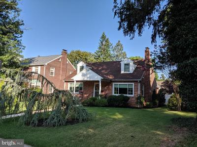 York Single Family Home For Sale: 165 Springdale Road