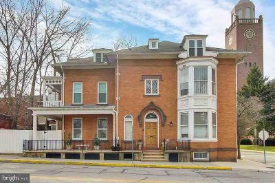 York Single Family Home For Sale: 50 Lafayette Street