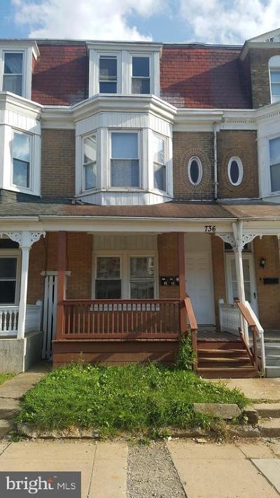 York Multi Family Home For Sale: 736 W Poplar Street