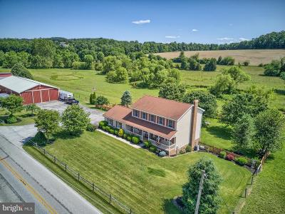 Hanover Single Family Home For Sale: 590 Impounding Dam Road