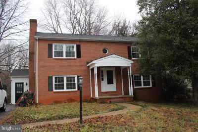Albemarle County Single Family Home For Sale: 313 Eastbrook Drive