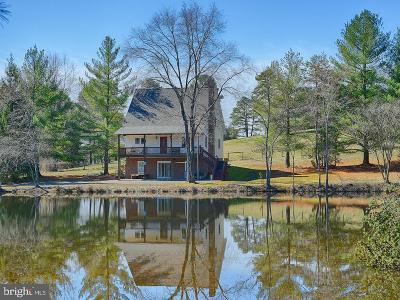 Albemarle County Single Family Home For Sale: 3940 Gilmers Mill Lane