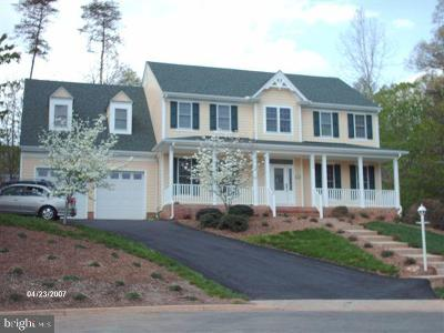 Albemarle County Single Family Home For Sale: 1250 Raintree Drive