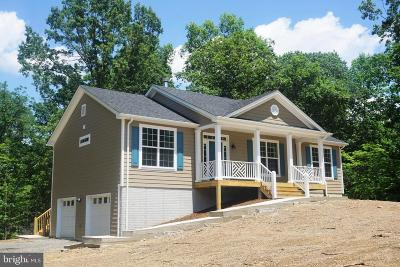 Albemarle County Single Family Home For Sale: Future Oak Lane