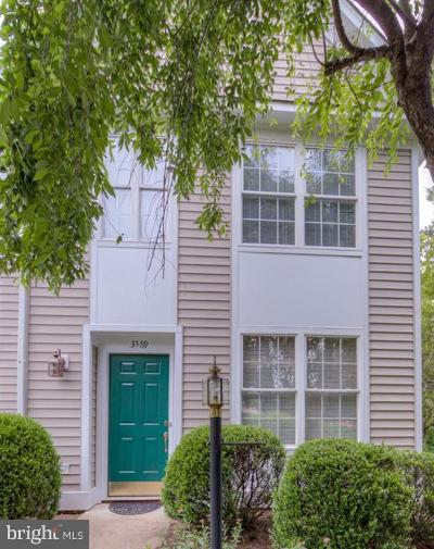 Albemarle County Townhouse For Sale: 3369 Worth Crossing