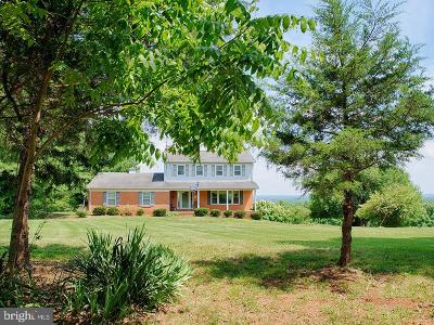 Albemarle County Single Family Home For Sale: 7935 Old Green Mountain