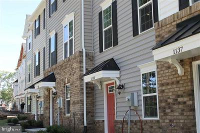 Albemarle County Townhouse For Sale: 1135 Sunset Avenue Extension