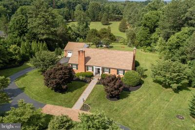 Albemarle County Single Family Home For Sale: 1210 West Leigh Drive