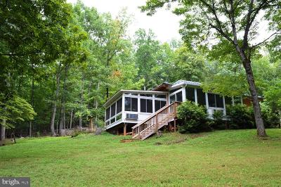 Albemarle County Single Family Home For Sale: 2645 High Fields Road