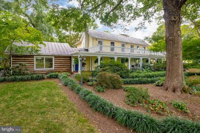 Albemarle County Single Family Home For Sale: 6710 Scottsville Road
