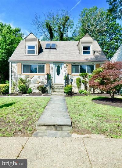 Arlington Single Family Home Active Under Contract: 2116 S Pollard Street