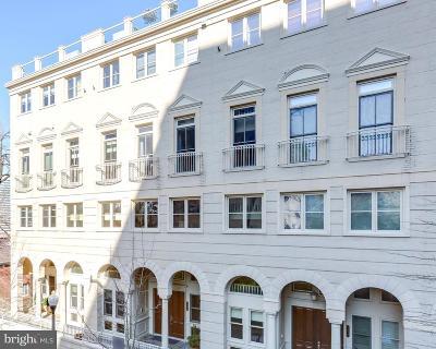 Arlington Townhouse For Sale: 1419 N Nash Street