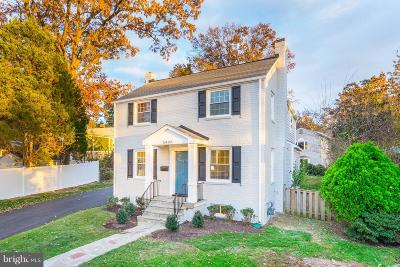Arlington County Single Family Home For Sale: 5404 23rd Street N
