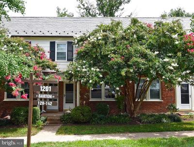 Arlington Village, Arlington Village/Arlington Hill Rental For Rent: 1201 S Barton Street #136