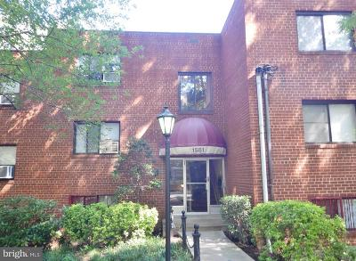 Arlington VA Condo For Sale: $1,575