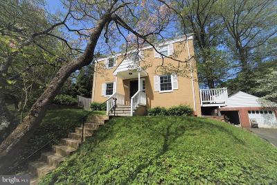 Arlington Single Family Home For Sale: 2448 N Utah Street