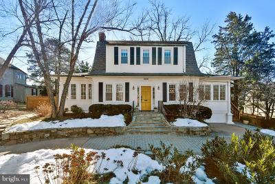 Arlington Single Family Home For Sale: 6406 Washington Boulevard