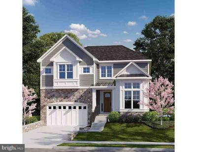 Alexandria City, Arlington County Single Family Home For Sale: 2004 N Greenbrier Street