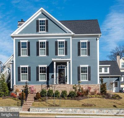 Single Family Home For Sale: 1307 N George Mason Drive