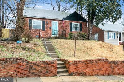 Arlington Single Family Home For Sale: 1921 S Quincy Street
