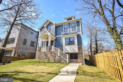 Arlington Single Family Home For Sale: 1812 N Barton Street