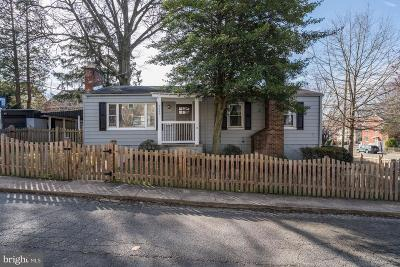 Arlington VA Single Family Home For Sale: $749,900