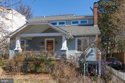Arlington Single Family Home For Sale: 1311 N Highland Street