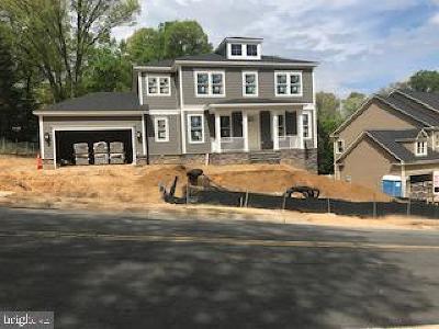 Alexandria City, Arlington County Single Family Home For Sale: 4345 26th Street N