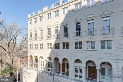 Alexandria City, Arlington County Townhouse For Sale: 1419 N Nash Street