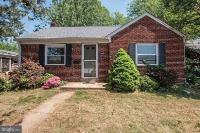 Arlington Single Family Home For Sale: 1913 S Quincy Street