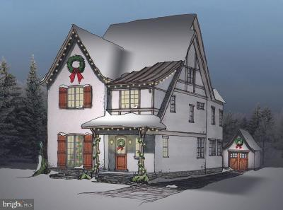 Alexandria City, Arlington County Single Family Home For Sale: 1607 N Bryan Street