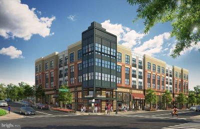 Alexandria City, Arlington County Condo For Sale: 989 Buchanan Street S #401
