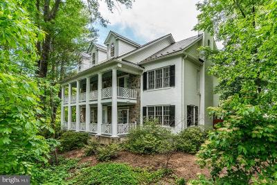 Alexandria City, Arlington County Single Family Home For Sale: 3812 Military Road