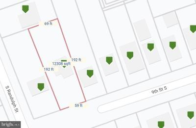 Arlington Residential Lots & Land For Sale: 4025 9th Street S
