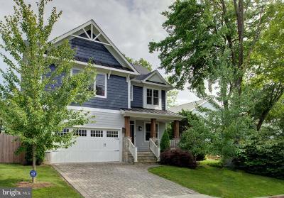 Alexandria City, Arlington County Single Family Home For Sale: 5728 25th Street N