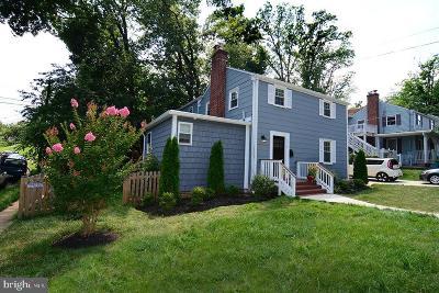 Arlington Single Family Home For Sale: 2310 S Dinwiddie Street