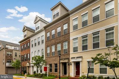 Arlington Townhouse For Sale: 419 N Upton Court